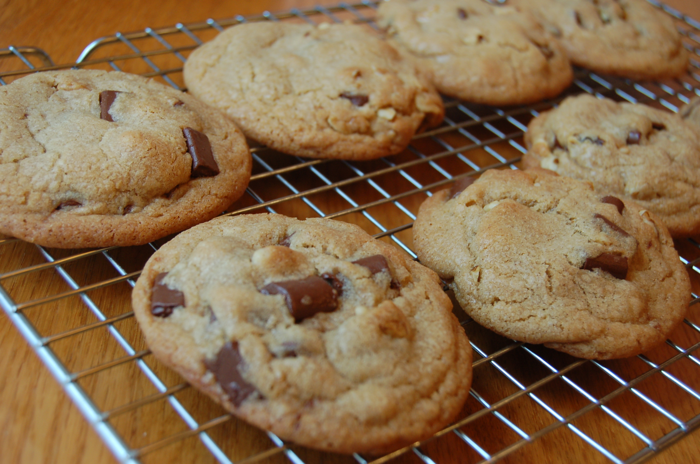 America S Test Kitchen Perfect Chocolate Chip Cookies The Apron Archives