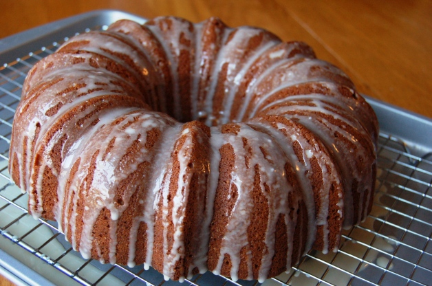 Sour Cream Citrus Bundt Cake