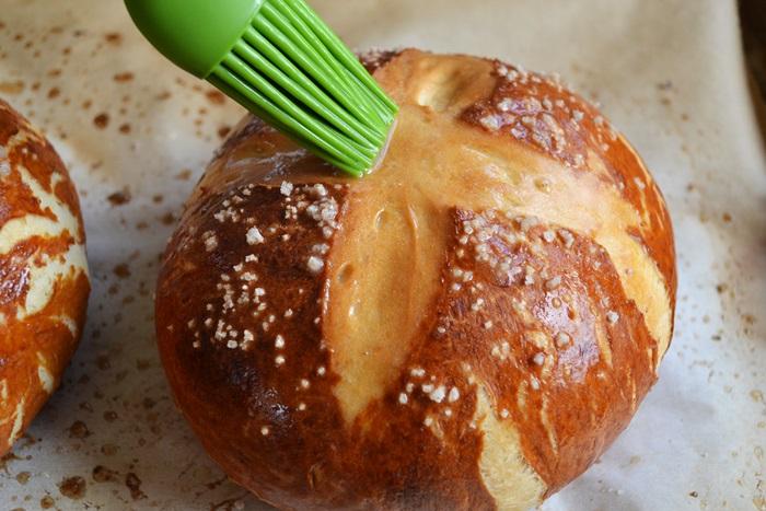 Pretzel Bread The Apron Archives