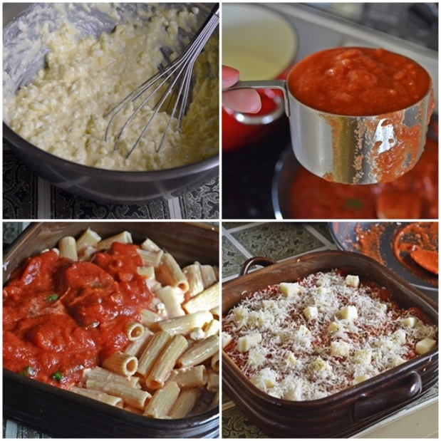 best baked ziti ingredients