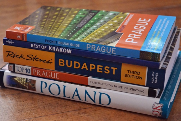 eastern europe travel books