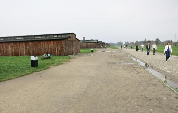 birkeneau barracks
