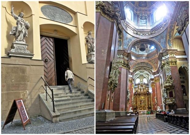 St Michaels olomouc