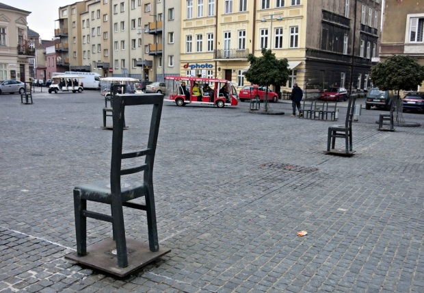 krakow jewish memorial