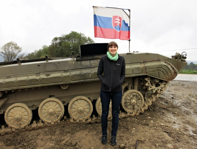 slovakia tank busabout