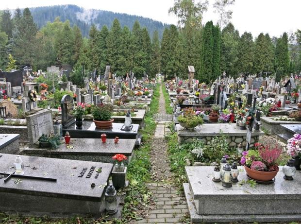 zakopane graveyard