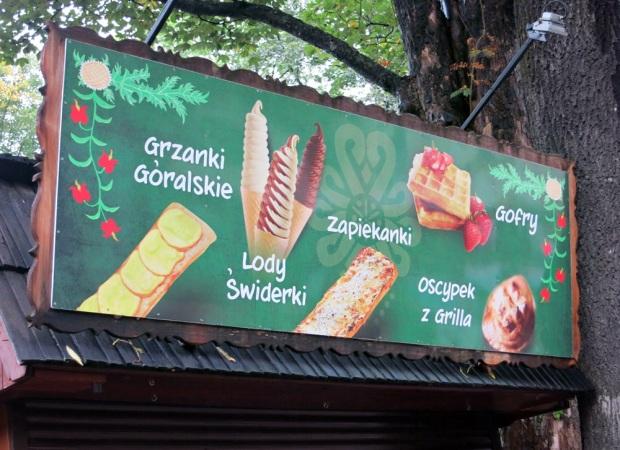 zakopane street food
