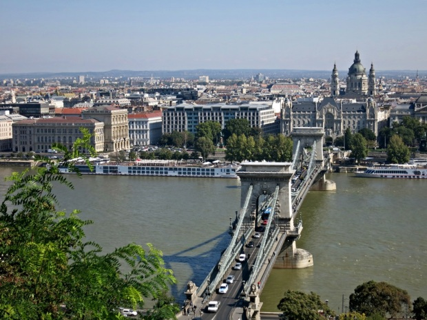 budapest castle view