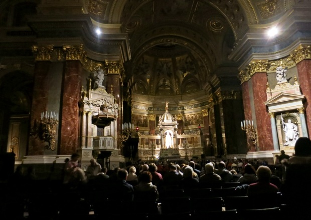 st stephen basilica night concert