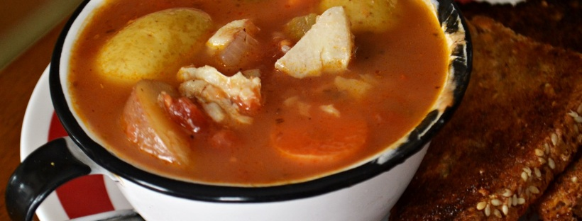 Easy Fisherman's Stew