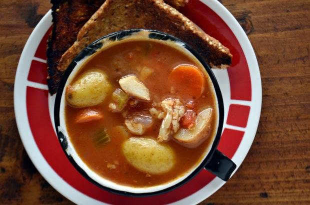 Easy Fisherman's Stew