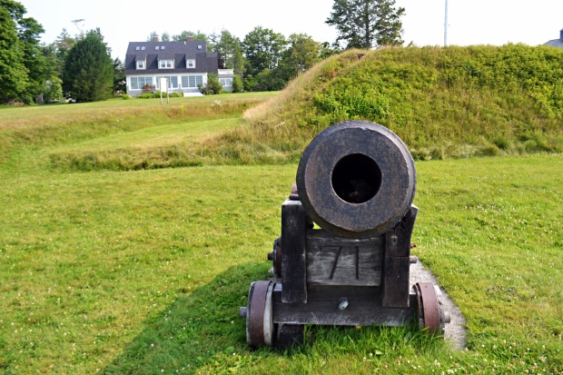 Fort Madison in Castine, Maine